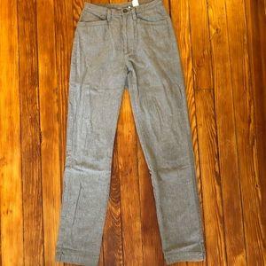 Liz Claiborne High Wasted Cotton Dress Pants
